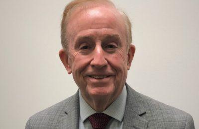 Board President Ron Ashworth Honored through $1M School of Medicine Endowment